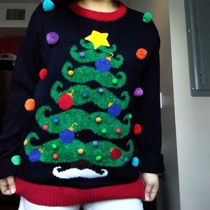 Christmas sweater (with lights)